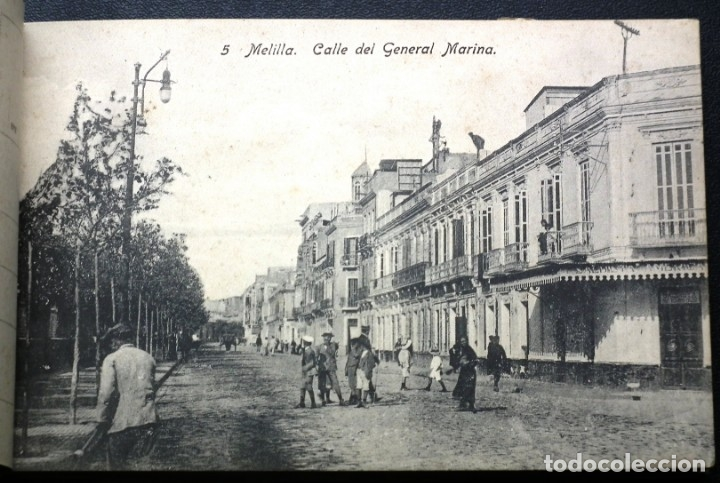 Postales: POSTALES DE MELILLA - CARICATURAS MORAS (1ª SERIE) + RECUERDO DE MELILLA (1ª SERIE). HERMANOS BOIX - Foto 26 - 176849699