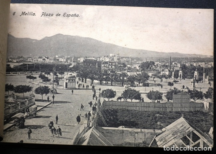 Postales: POSTALES DE MELILLA - CARICATURAS MORAS (1ª SERIE) + RECUERDO DE MELILLA (1ª SERIE). HERMANOS BOIX - Foto 27 - 176849699