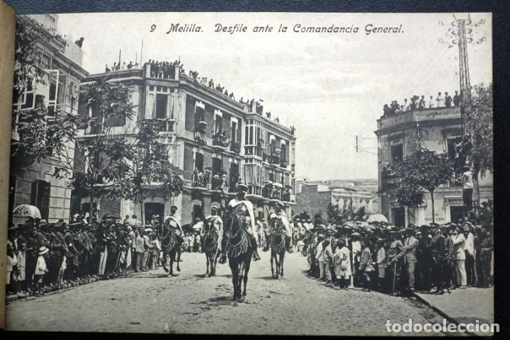 Postales: POSTALES DE MELILLA - CARICATURAS MORAS (1ª SERIE) + RECUERDO DE MELILLA (1ª SERIE). HERMANOS BOIX - Foto 30 - 176849699