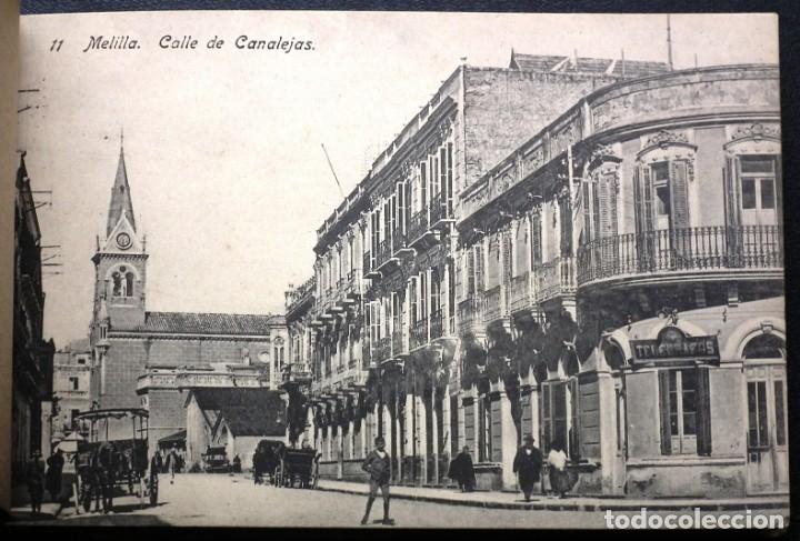 Postales: POSTALES DE MELILLA - CARICATURAS MORAS (1ª SERIE) + RECUERDO DE MELILLA (1ª SERIE). HERMANOS BOIX - Foto 32 - 176849699