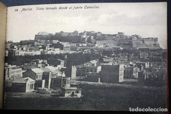 Postales: POSTALES DE MELILLA - CARICATURAS MORAS (1ª SERIE) + RECUERDO DE MELILLA (1ª SERIE). HERMANOS BOIX - Foto 35 - 176849699