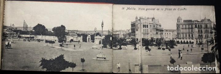 Postales: POSTALES DE MELILLA - CARICATURAS MORAS (1ª SERIE) + RECUERDO DE MELILLA (1ª SERIE). HERMANOS BOIX - Foto 36 - 176849699