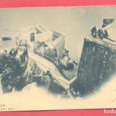 Postales: MELILLA. 1071 HAUSER Y MENET, CIRCULADA 1902 SIN SELLO , VER FOTOS. Lote 177143070