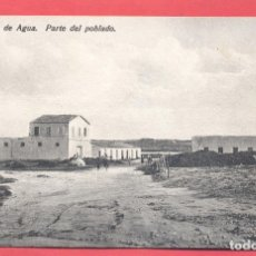 Postales: MELILLA . CABO DE AGUA. PARTE DEL POBLADO, S/C, VER FOTOS. Lote 177144065