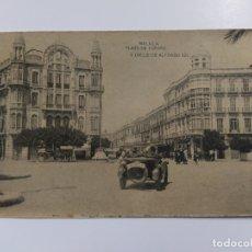 Postales: MELILLA-PLAZA ESPAÑA Y CALLE ALFONSO XIII-HAUSER Y MENET-(62.941). Lote 178974985