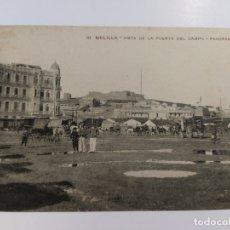 Postales: MELILLA-VISTA DE LA PUERTA DEL CAMPO-10-EDICION RIF-VER REVERSO-(62.948). Lote 178975633