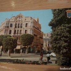 Postales: MELILLA. ENTRADA A LA AVENIDA. POSTAL A COLOR SIN CIRCULAR HACIA 197*. Lote 179100737