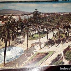 Postales: Nº 32978 POSTAL MELILLA PARQUE HERNANDEZ. Lote 182532512