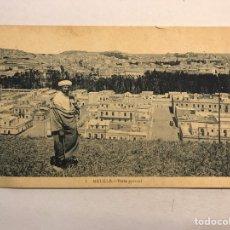 Cartoline: MELILLA. POSTAL ANIMADA, NO.1, VISTA PARCIAL ... EDITA: FOTO L. ROISIN (H.1940?) SIN CIRCULAR. Lote 182804733