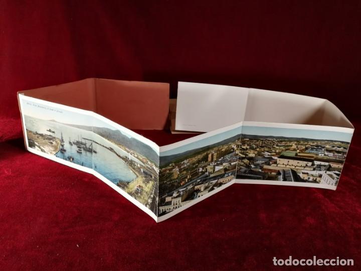 Postales: POSTALES RECUERDO DE MELILLA SERIE A Boix Hermanos, Serie desplegable completo 22 Imagenes años 20 - Foto 3 - 183689926