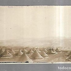 Postales: TARJETA POSTAL. MELILLA. CAMPAMENTO TARGUIST. FOTOGRAFIA ARTISTICA ALHUCEMAS. Lote 184922831