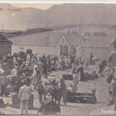 Postales: MELILLA - MERCADO. Lote 186100588
