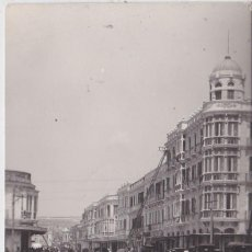 Postales: MELILLA - CALLE GENERAL CHACEL. Lote 186810110