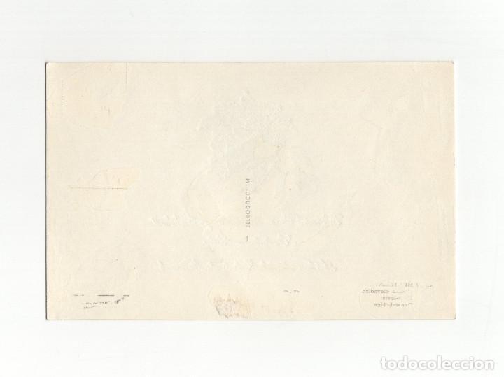 Postales: MELILLA.- VALEROSA, HUMANA Y MUY CARITATIVA. CIUDAD DE MELILLA ADELANTADA DEL MOVIMIENTO NACIONAL. - Foto 2 - 188635507