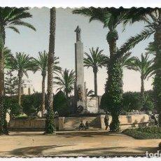 Postales: MELILLA Nº 17. PLAZA DE ESPAÑA. EDIC. JOSÉ BOIY, COLOREADA, NUEVA, SIN CIRCULAR. Lote 189492395