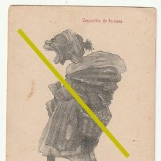 Postales: POSTAL VENDEDOR DE HUEVOS - EDICION BOIX HERMANOS MELILLA - -R-8. Lote 193353575