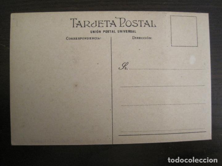 Postales: CENTROS COMERCIALES HISPANO MARROQUIES-MOROS SALIENDO DE LA EXPO DE MELILLA-POSTAL ANTIGUA-(67.882) - Foto 4 - 194724781