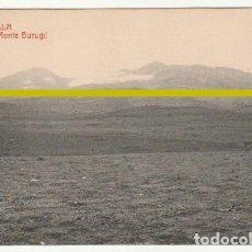 Postales: POSTAL MELILLA MONTE GURUGU FOTOTIPIA CASTAÑEIRA Y ALVAREZ MADRID - -R-8. Lote 194730568