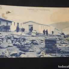 Postales: POSTAL LAUCIEN LOS NUEVOS BARRACONES ED ARRIBAS NO INSCRITA NO CIRCULADA. Lote 196819211