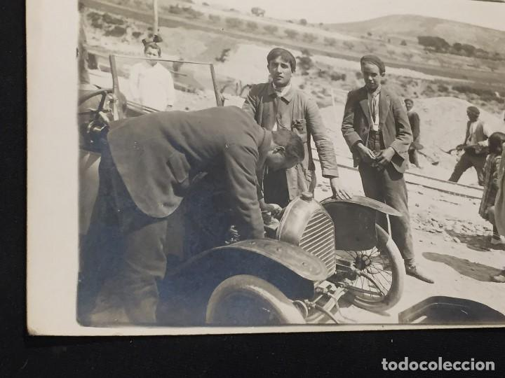 Postales: POSTAL MARRUECOS CAMPAÑA AFRICA NIÑOS JUNTO VEHICULO GUILLEMINOT NO INSCRITA NO CIRCULADA - Foto 2 - 196819223