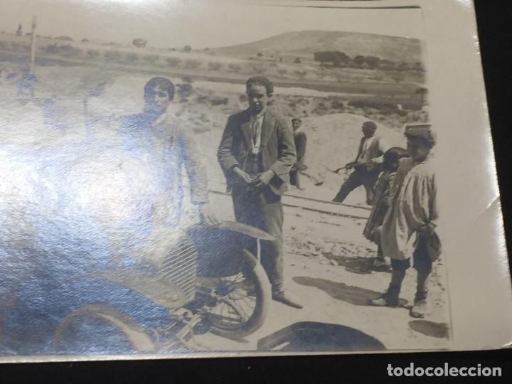 Postales: POSTAL MARRUECOS CAMPAÑA AFRICA NIÑOS JUNTO VEHICULO GUILLEMINOT NO INSCRITA NO CIRCULADA - Foto 3 - 196819223