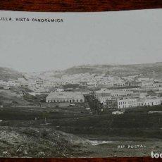 Cartoline: FOTO POSTAL DE MELILLA, VISTA PANORAMICA, N.11, RIF POSTAL, CIRCULADA.. Lote 198122960