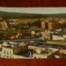 Postales: POSTAL QUINTUPLE DE MELILLA, VISTA PANORAMICA, AL FONDO EL GURUGU, NO CIRCULADA, . Lote 198123746
