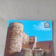 Postales: MELILLA - PUERTA DE SANTIAGO - AÑO 1963. Lote 198284257