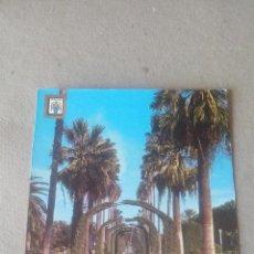 Postales: MELILLA - PARQUE DE HERNANDEZ - AÑO 1963. Lote 198284270