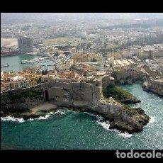 Postales: POSTAL MELILLA LA VIEJA Y ENSENADA LOS GALAPAGOS S/C. Lote 220953991