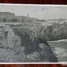 Cartoline: FOTO POSTAL DE MELILLA, PEÑON DE VELEZ DE LA GOMERA?, NO CIRCULADA, ESCRITA POR EL REVERSO.. Lote 201304845