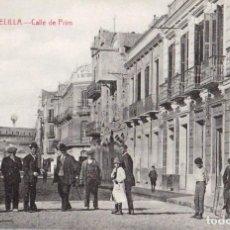 Postales: MELILLA. CALLE DE PRIM. EDIC. BOIX HERMANOS. MELILLA. Lote 203557893