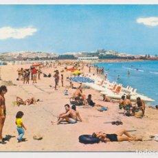 Postales: PLAYA DE LOS CÁRABOS, MELILLA. COLECCION PERLA 1978. CIRCULADA CON TIMBRE. Lote 203611682