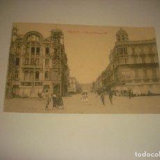 Postales: MELILLA , CALLE DE ALFONSO XIII . ED. BOIX HERMANOS, SIN CIRCULAR.. Lote 203874958