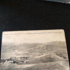 Postales: ANTIGUA POSTAL MELILLA, CAMPAÑA DE MELILLA 1911A1912. Lote 205706661