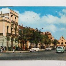Postales: MELILLA, POSTAL NO.36, BARRIO REAL. CALLE GRAL., VILLALBA. EDIC. GARCIA GARRABELLA (A.1973). Lote 208180760