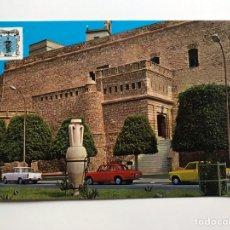 Postales: MELILLA. POSTAL ANIMADA NO.1330, PUERTA DE LA MARINA. EDIC. MONTORO (A.1971) S/C. Lote 208181091