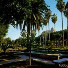Postales: Nº 10 - MELILLA. PARQUE DE HERNÁNDEZ. ESCRITA EN 1964. ED. ESCUDO DE ORO. Lote 209707865
