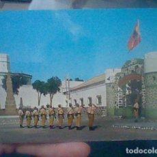 Postales: FUERZAS REGULARES INFANTERIA MELILLA ALHUCEMAS Nº 1585 POSTAL ESCRITA SOLDADOS ED BEASCOA. Lote 210229026