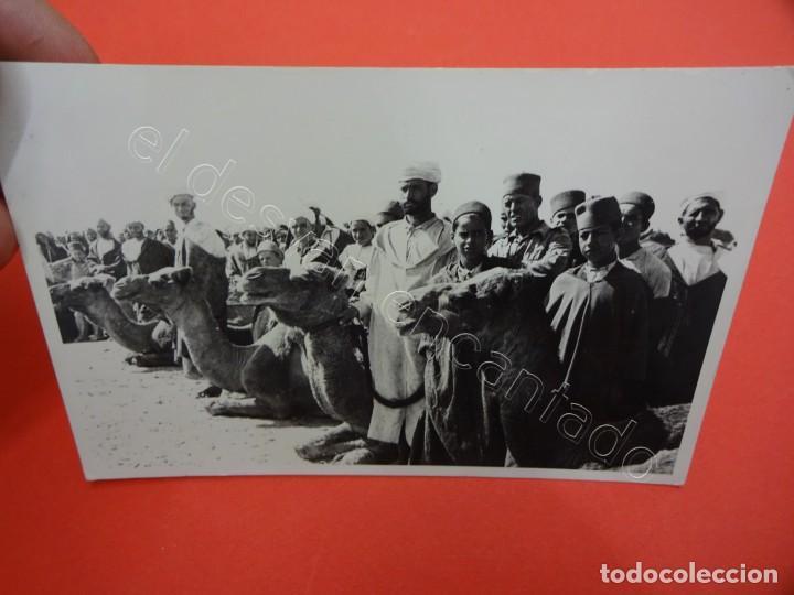 MELILLA. POSTAL FOTOGRÁFICA CIRCULADA 1960 (Postales - España - Melilla Moderna (desde 1940))