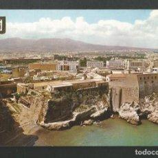 Postales: POSTAL SIN CIRCULAR - MELILLA 23 - PLAYA DE LOS GALAPAGOS Y MONTE GURUGU - EDITA ESCUDO DE ORO. Lote 210782159