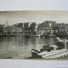 Postales: MELILLA-MUELLE-ARCHIVO ROISIN-FOTOGRAFICA-POSTAL ANTIGUA-(72.794). Lote 211431661