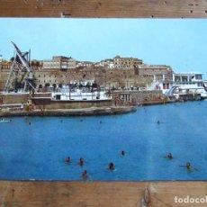Postales: POSTAL MELILLA - CIUDAD VIEJA Y CLUB MARITIMO 1605 - BEASCOA AÑOS 70 C. Lote 211438561