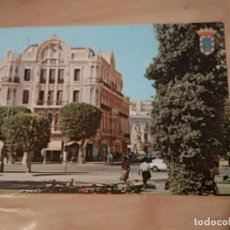 Postales: POSTAL A COLOR DE MELILLA. ENTRADA A LA AVENIDA -POSTAL SIN CIRCULAR. Lote 212462400