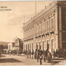 Postales: MELILLA Nº 151 JUNTA DE ARBITRIOS POSTAL EXPRES S.C.. Lote 213693803