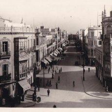 Postales: MELILLA AVENIDA DEL GENERALISIMO. ED RAFAEL BOIX Nº 33. ESCRITA. Lote 213895018