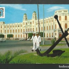 Postales: POSTAL CIRCULADA - MELILLA 1329 - PLAZA DE ESPAÑA - PALACIO MUNICIPAL - EDITA MONTERO. Lote 214071127