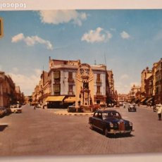 Cartes Postales: MELILLA - AVENIDA DEL GENERALÍSIMO Y CALLE O'DONNELL AUTOMÓVIL MERCEDES BENZ - LMX - MEL. Lote 214725228