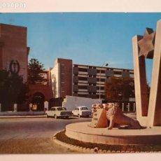 Cartes Postales: MELILLA - MONUMENTO AL ALFÉREZ PROVISIONAL - AL FONDO INSTITUTO - LMX - MEL. Lote 214725488