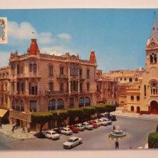 Cartes Postales: MELILLA - PLAZA DE MENÉNDEZ Y PELAYO - LMX - MEL. Lote 214725698